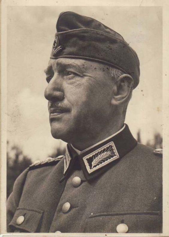 1941, Konstantin Hierl,