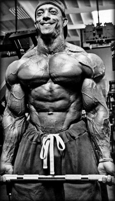 Final Solutions for Frustrated Lifters: Arms, by Charles Poliquin