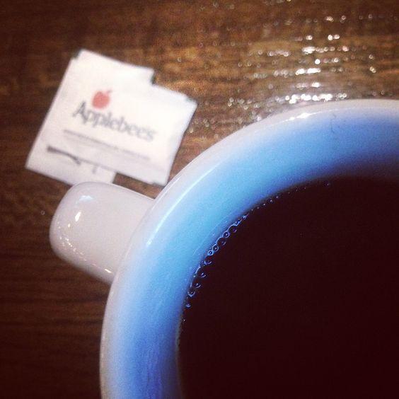 Oigan está rebueno el café de #Applebees #Hermosillo