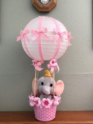 Originales Ideas De Adornos Y Arreglos Para 3 Años Centros De Mesa De Elefante Ducha De Bebé Elefante Centros De Mesa De Baby Shower