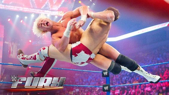 21 disastrous mid air collisions WWE Fury wrestling