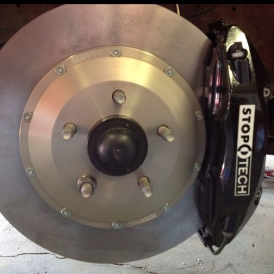 Got brakes?