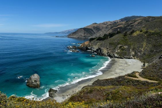 Highway 1. Photography by: Tim Speer