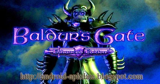 Baldur S Gate Enhanced Edition Apk Data Android With Images
