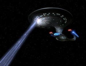 Star Trek Rendering of a Type II Civilization