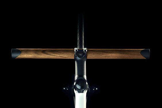 LENKR | Wooden handlebars for Urban Minimalists