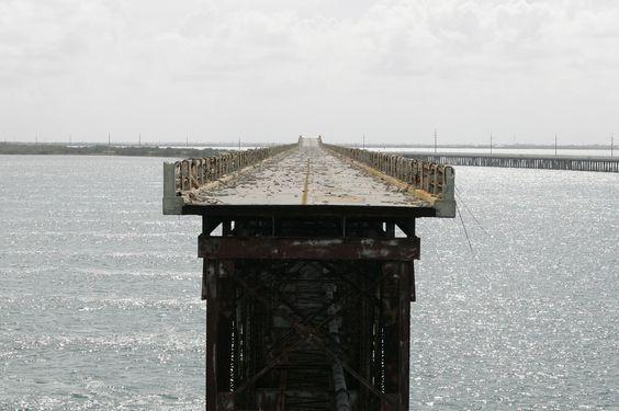 Florida Keys-Bahia Honda bridge