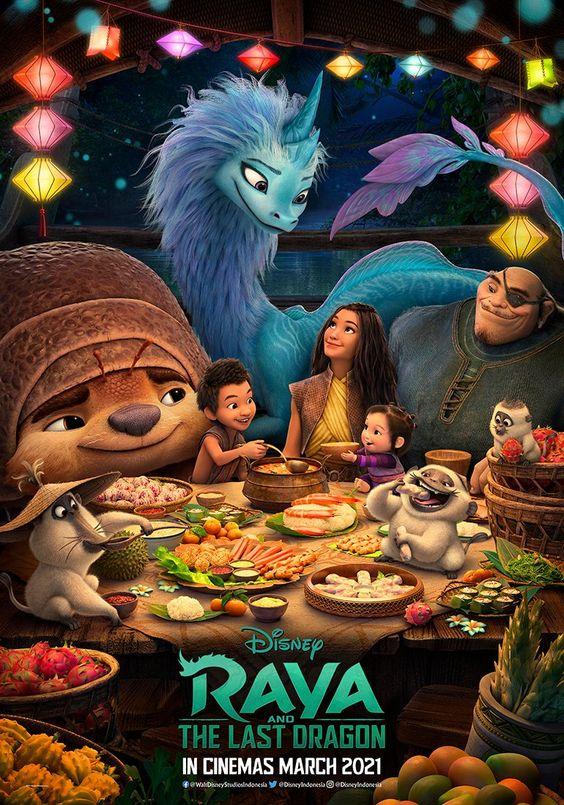 Raya và Thần Rồng Cuối Cùng | Raya and the last Dragon