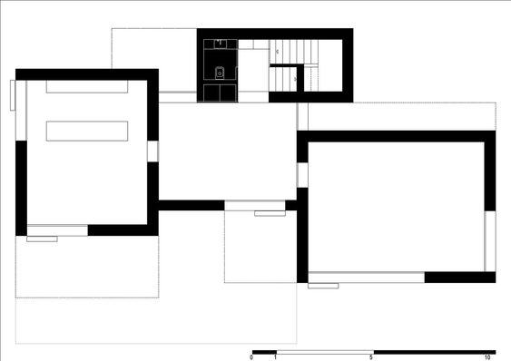 Casa MR,Planta 2