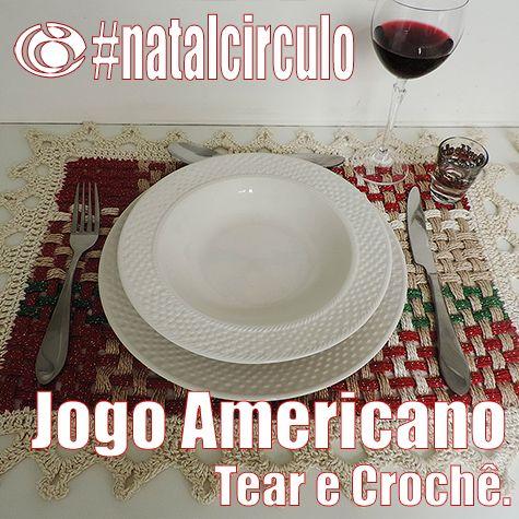 JOGO AMERICANO #NATALCIRCULO