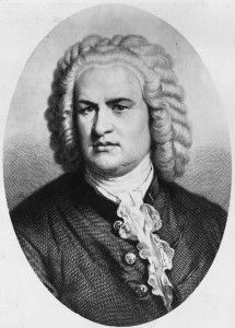 Johann Sebastian Bach, otra prueba de la existencia de Dios.