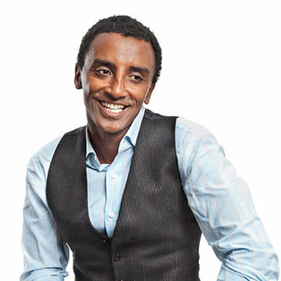 """Born in Ethiopia, raised in Sweden, schooled in classic French cooking techniques — NYC chef Marcus Samuelsson personifies global influences. When he's not working, he and wife, Maya, love to host family and friends in their Harlem home. Guests rave about Marcus's signature combo of walnuts, almonds and cashews. He warns, """"The mix of cinnamon, paprika, cayenne and brown sugar makes these addictive."""" - FamilyCircle.com"""