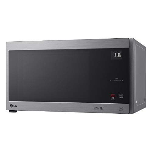 Lg Lmc1575ast 1 5 Cu Ft Neochef Countertop Microwave Oven 20 X