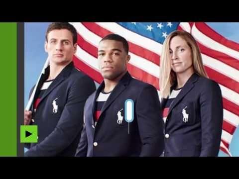 Le drapeau russe cher aux yeux de l'équipe olympique américaine ? — RT en…