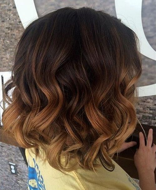 Short Hair Color Trends 2020 Short Hair Balayage Hair Styles