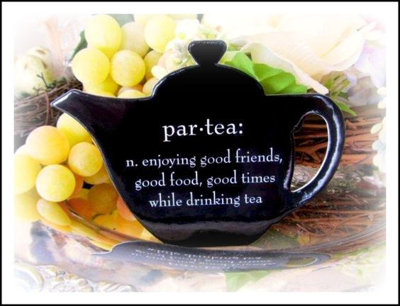 Cute for tea party invites