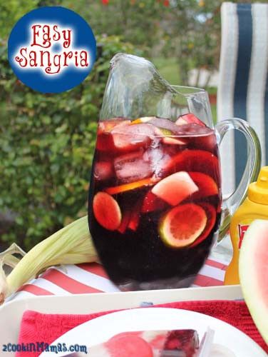 Easy red wine punch recipes