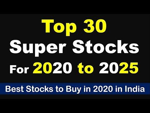 Best stocks to invest in india