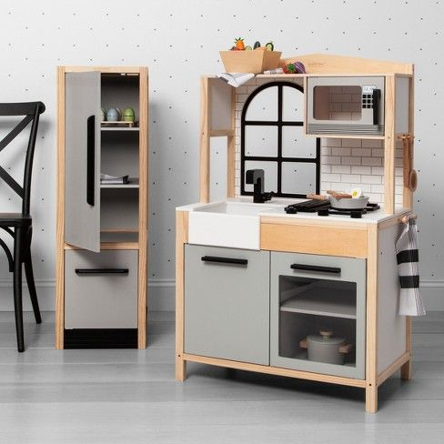 Toy Refrigerator Hearth Hand With Magnolia Ikea Play Kitchen