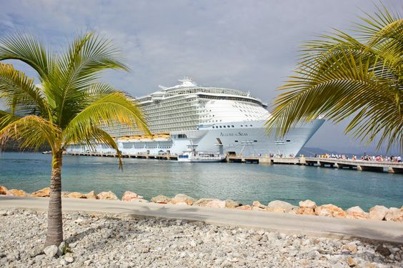 Royal Caribean Allure Of The Seas Cruise Things To Do