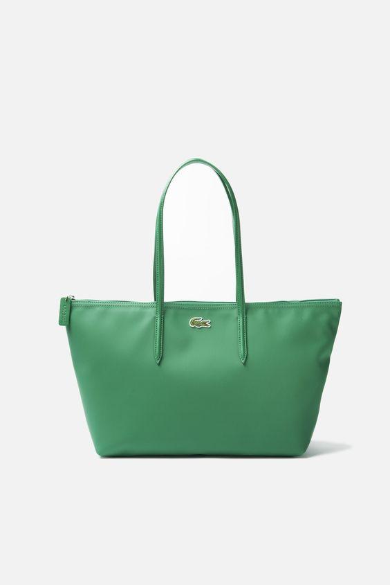 crocodile birkin bag price - Lacoste large shopping bag #Green #StPatricksDay | ? Wish List ...