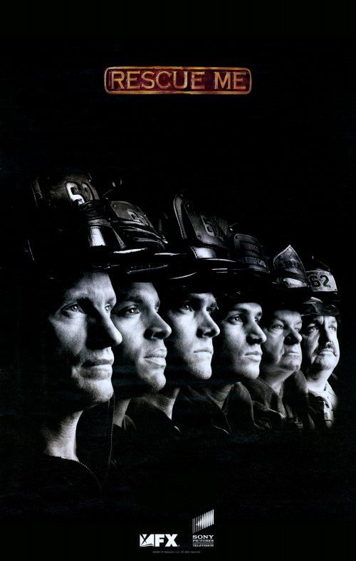 Rescue Me 11x17 TV Poster (2004)
