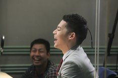 笑っている濱田祐太郎さん