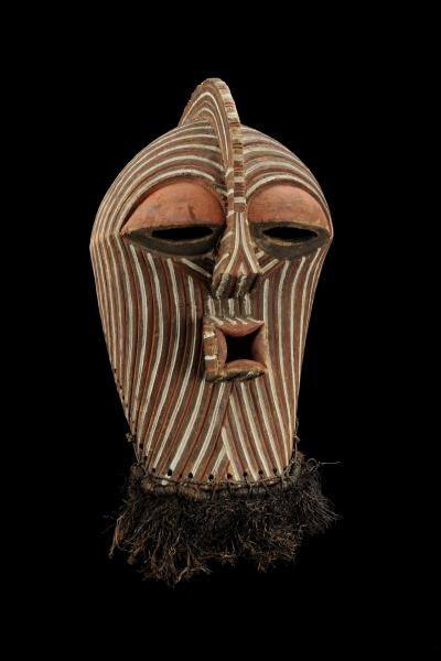 Republic of the congo, Masks and Congo on Pinterest