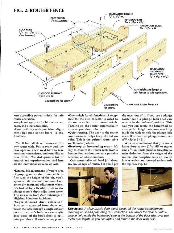 New router fence: Défonceuse Router, Woodwork Router, Woodworker Google, Router Woodworking, Router Jig, Woodworking Router Tables, Google Books, Diy Router