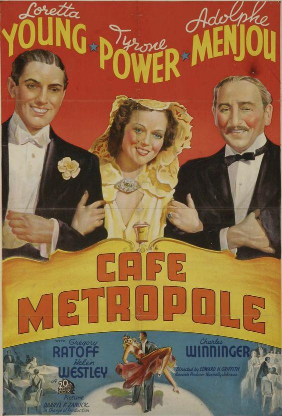 Cafe Metropole (1937) **
