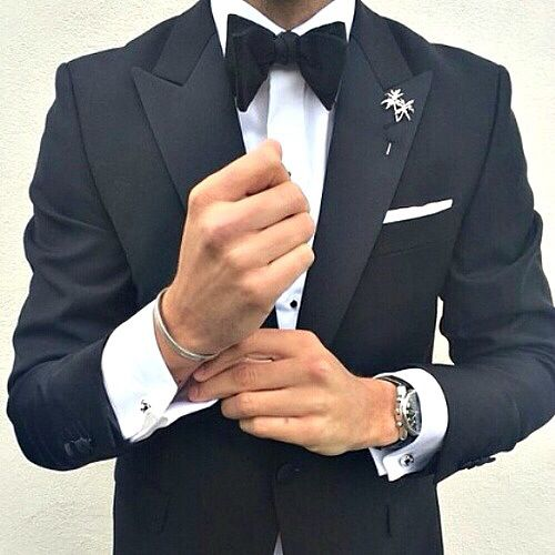 A well tailored Tux is worth the Investment. It also allows you to personalise it. Be extra careful with shoes. Never wear slippers at a house or party where you are not close to the host.