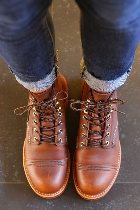Red Wing Amsterdam | Wings, Places and Red wing iron ranger