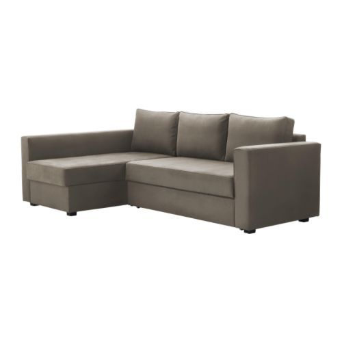 MÅNSTAD Roh. rozkl. pohovka s úl. prostorem IKEA Lenošku lze umístit vlevo nebo vpravo vedle pohovky; uzp?sobte svým pot?ebám.  sc 1 st  Pinterest : ikea sectional sleeper sofa - Sectionals, Sofas & Couches
