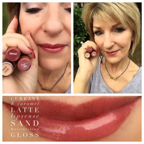 Jeri Taylor-Swade Wearing Custom Blendable #LipSense
