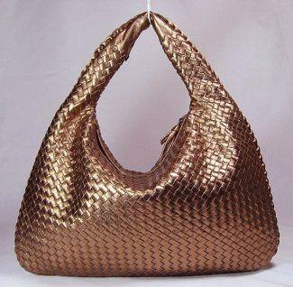 Bottega Veneta Shoulder Bags 78918 Bronze