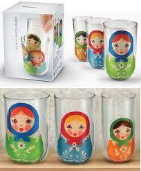 Matryoshka cups
