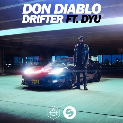 Don Diablo, Dyu – Drifter (single cover art)