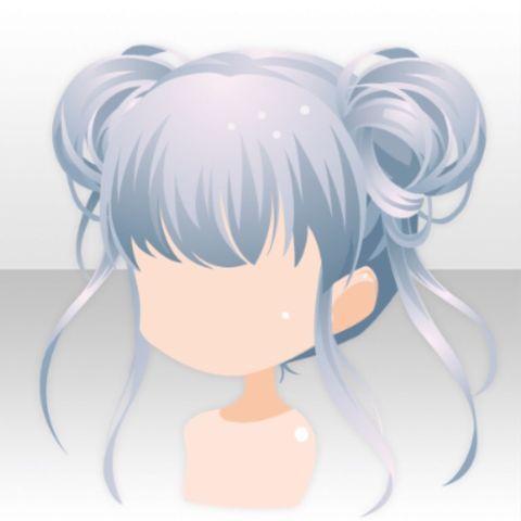 Pin By Keenif On Chibi Hair Chibi Hair Anime Hair Anime Drawings