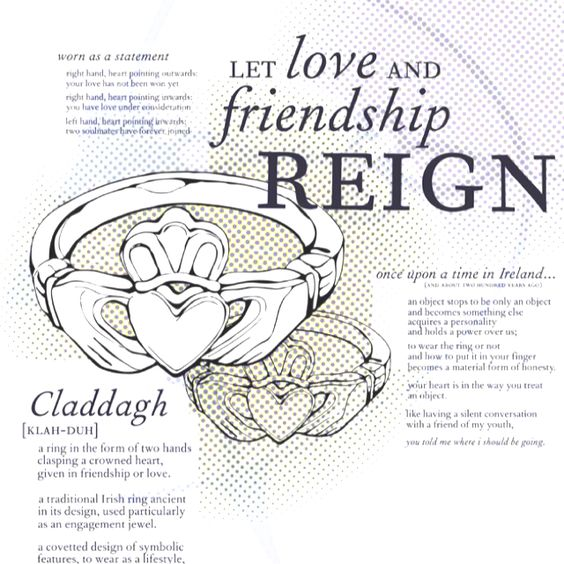 Meaning Behind Claddagh Ring