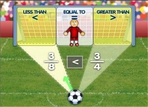 Comparing Fractions Games & Ordering Fractions Games - Math Tutor Online