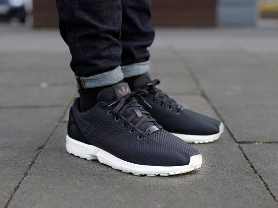Adidas Flux On Feet