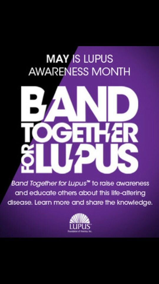 May is Lupus Awareness month!