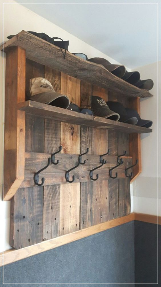 Enjoyable Diy Wood Projects For The House And Garden Made
