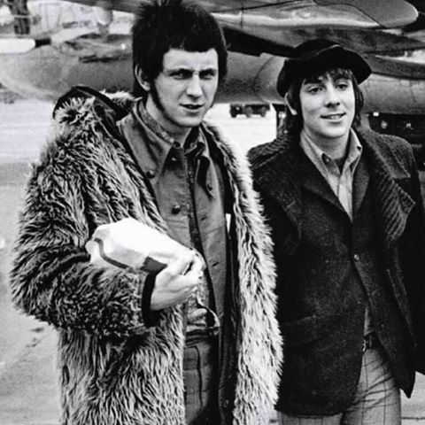 Pin By Laura E M On Band Keith Moon John Entwistle British Invasion
