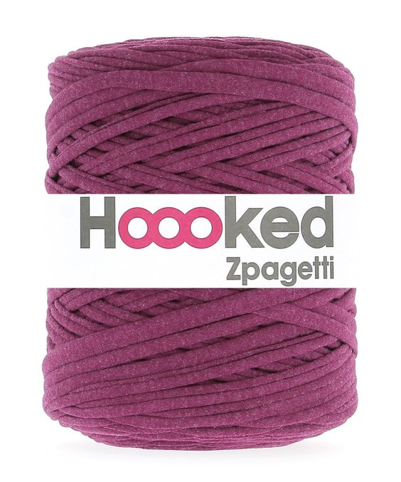 Zpagetti Purple Orchid | Hoooked