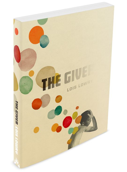The Giver Book Cover Ideas ~ Dystopian book covers caleb heisey design in the creatives