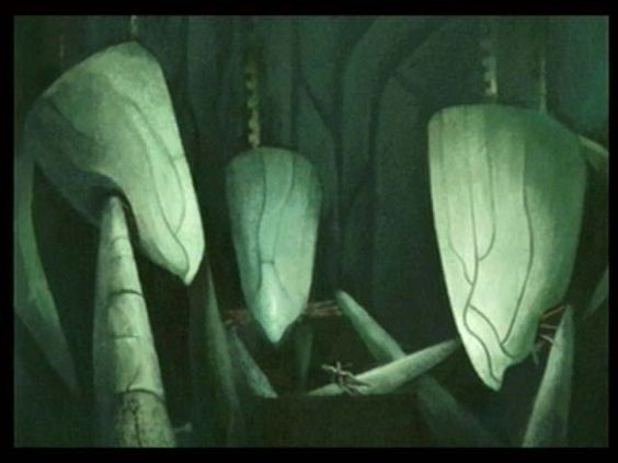 Panzer Dragoon Zwei conceptual artwork. Technology and organic material fused together!