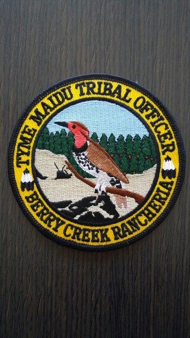 Tyme Maidu Tribal police