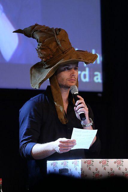 Jensen Ackles ||| Supernatural JIB Con 5 - 2014