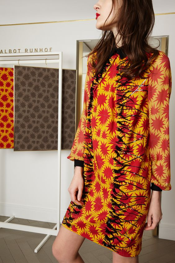 Talbot Runhof - Pre-Fall 2015 - Look 1 of 28